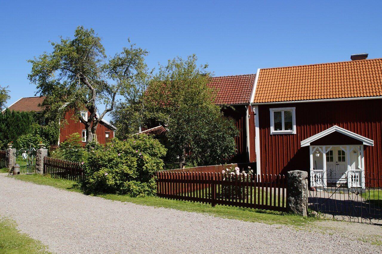 Populaire vakantiebestemmingen in Zweden