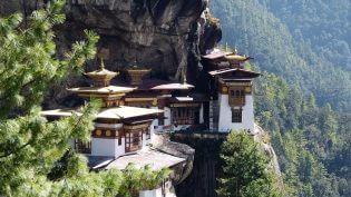 Klooster bergen