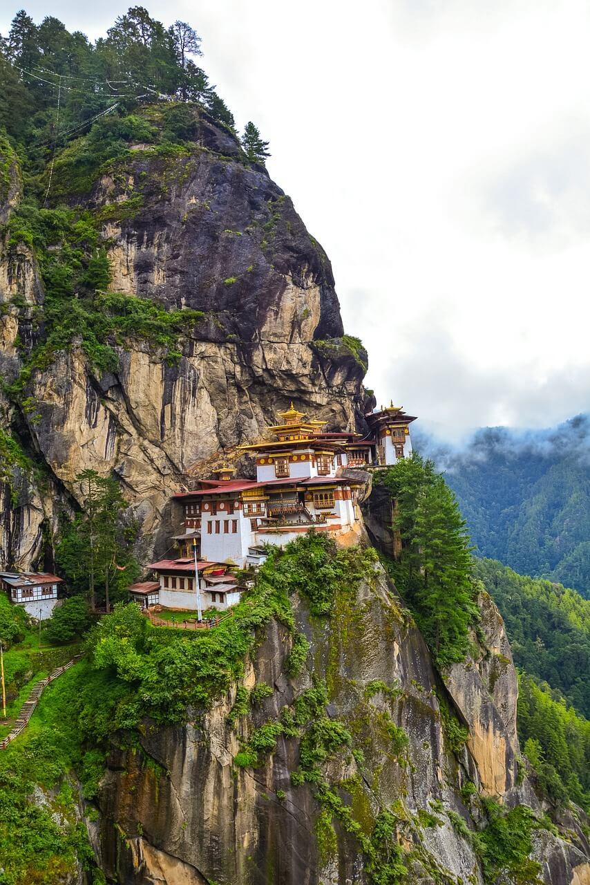 klooster in bergen