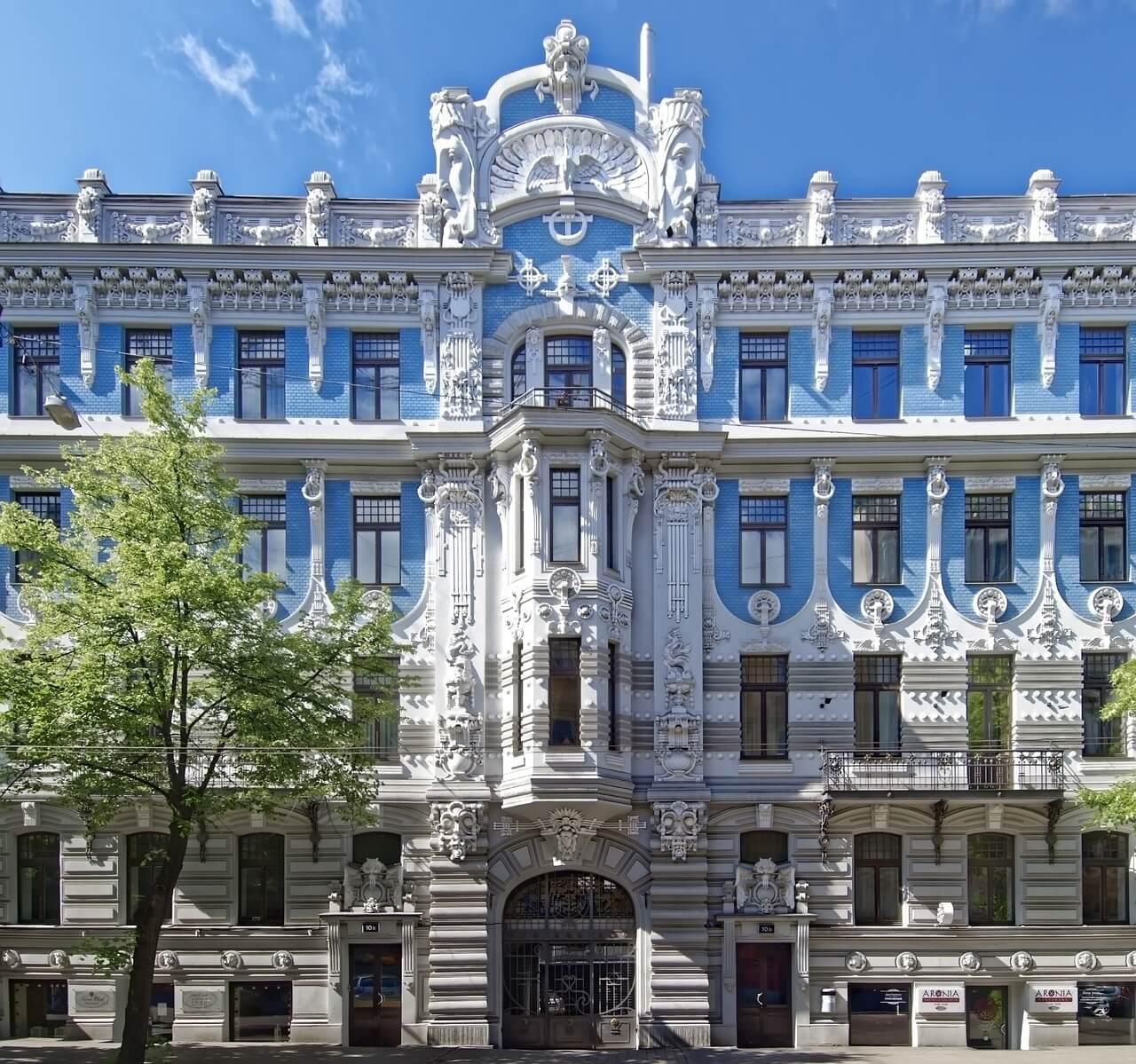 Bezienswaardigheden Riga
