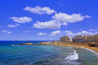 Strand van Gallipoli