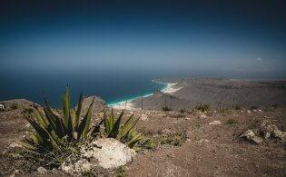 Een rondrit op vulkanische bodem in Kaapverdië