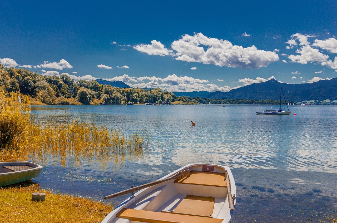 Mooiste meren in Duitsland
