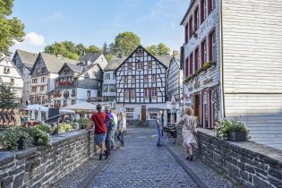 Monschau in Duitsland bezoeken