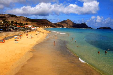 Madeira - de Atlantische parel - Porto Santo